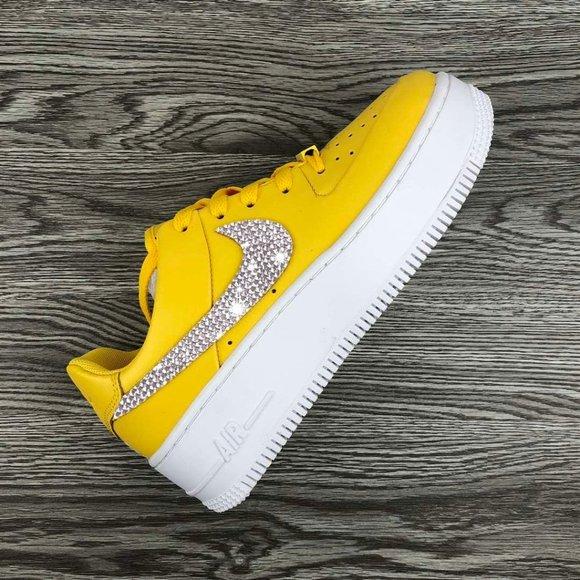 Custom Bling Nike Running Sneaker Sport